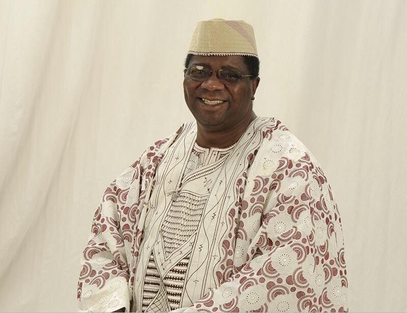 Dr. Caleb D. Ajibade